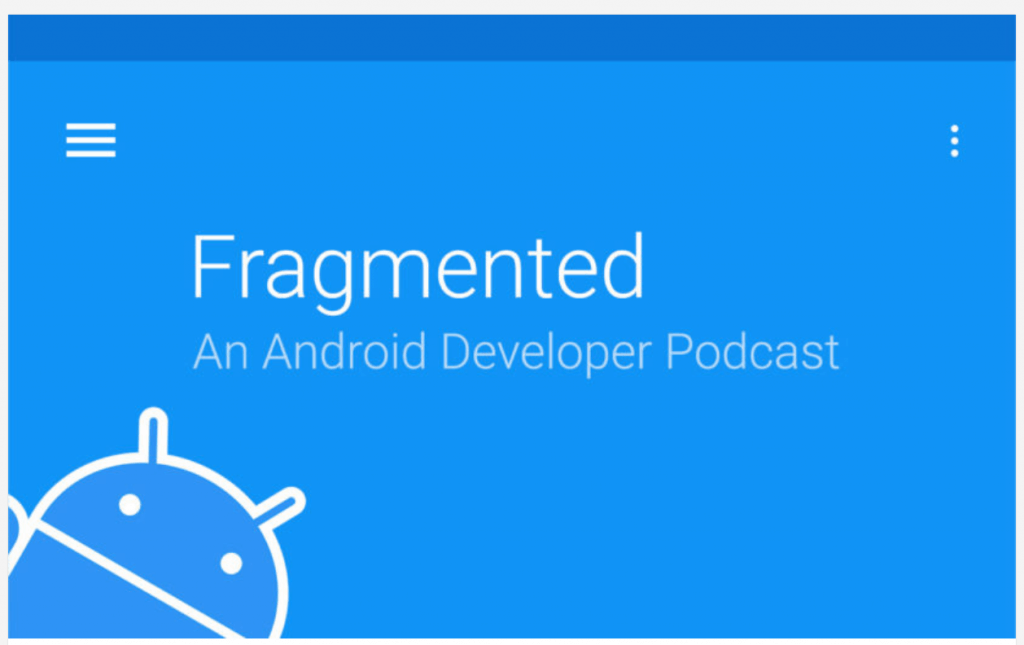 Kaushik Golal's Fragmented podcast
