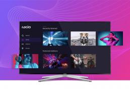Better Software Group app on Roku TV