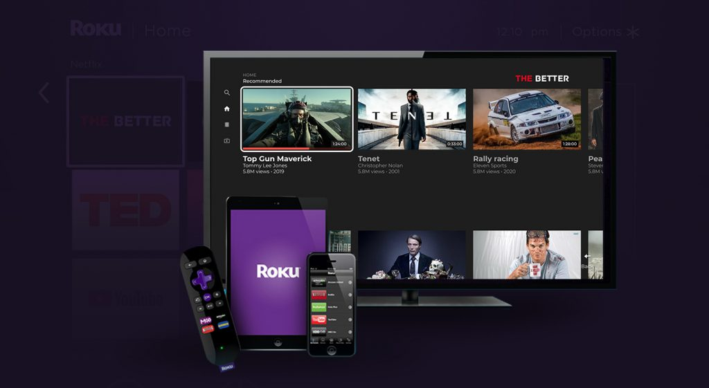 Roku development partner